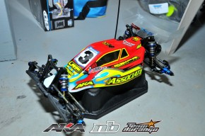 Cav's B4.2 @ Reedy Race2013