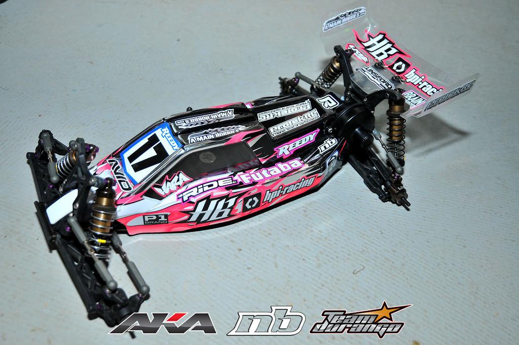 Hara's RB6 MM w/Setup Sheet@ Reedy Race 2013   2wdMod