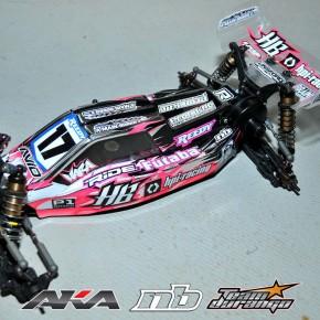 Hara's RB6 MM w/Setup Sheet@ Reedy Race2013