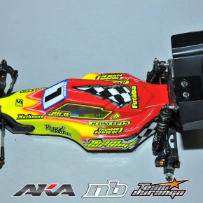 Jorn's DEX210 @ Reedy Race2013