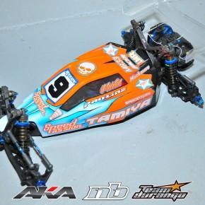 Lee Martin's TRF201 @ Reedy Race2013