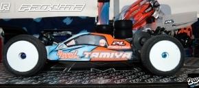 Lee Martin's TRF 201 Mid Motor @ Cactus Classic2013