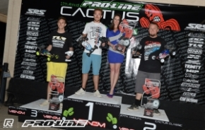 2013 Cactus Classic 2wd Results