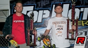 2013 Top Notch Series Top 3 Overall