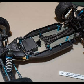 Tamiya TRF201 XR Aluminum Chassis