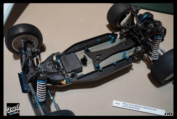 Tamiya-TRF201-XR chassis