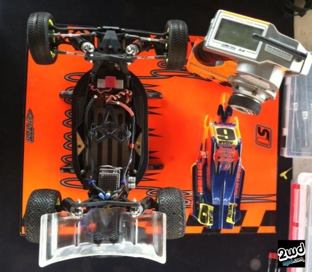 dakota's rear motor 22 2.0