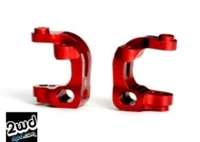 Exotek Aluminum C-Hubs forRB6