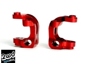 Exotek Aluminum C-Hubs for RB6