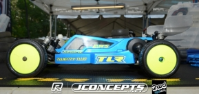 TLR Dustin's 222 @ The Clash2013