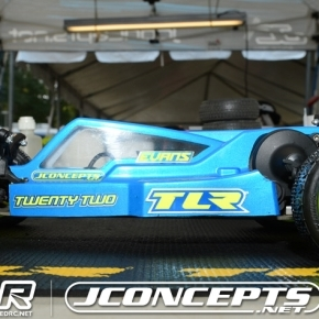 TLR Dustin's 222 @ The Clash 2013