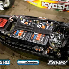 2wd Close Up – Andy DiBrino's PNW Winning Setup