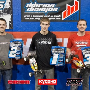 Andy DiBrino Wins Pacific NW Showdown – Rnd 1