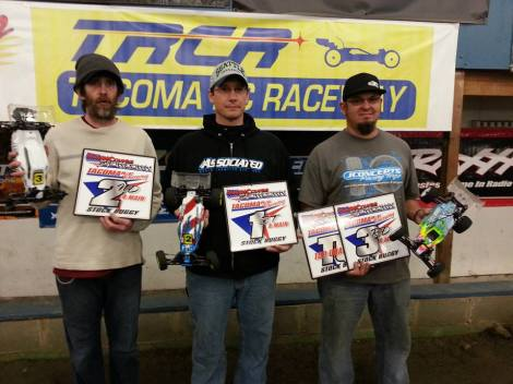 2wd stock podium