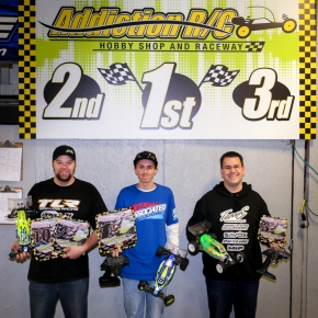 Gillespie Jr. Wins 6th Annual President's Day Classic!