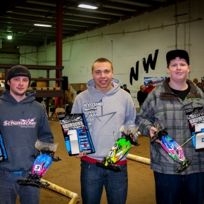Ferrell Wins Pacific NW Showdown Rd 4