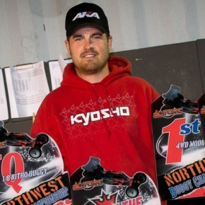 Kyosho's Jesse Munn Wins 2014 NW Buggy Championships