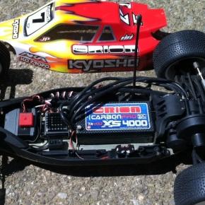 RB6 Loose Track Setup forMid-Motor