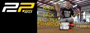 The Phenom Repeats!!! Back to Back 2wd National Champion