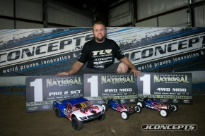 Tebo Wins JConcepts Finale, Maifield TakesOverall!