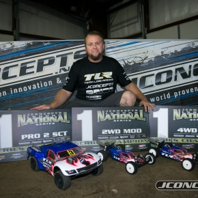 Tebo Wins JConcepts Finale, Maifield Takes Overall!