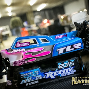 All JP Richards in Q3 at the Winter Indoor Nationals
