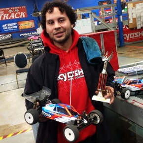 Jay Drakford wins 2wdMod at the 2015 East Coast Shootout
