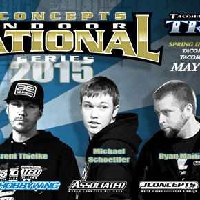 2015 JConcepts Spring Indoor Nationals this weekend @ TRCR!