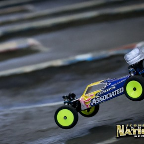 Action packed final qualifier @ the JConcepts INS!