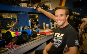 Getting to know Team Orion – Q&A with DustinEvans